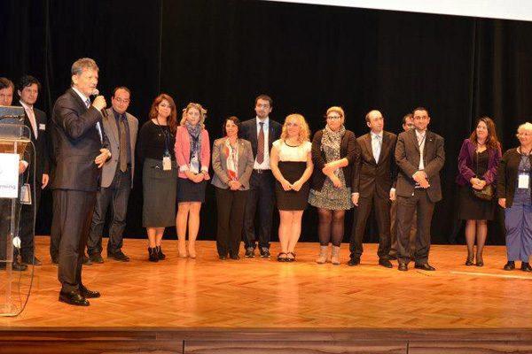Uluslararası Gelecek İçin Öğrenme Alanında Yenilikler Konferansı 2012